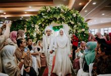 Love Celebration Of Mutia And Jamil by Lengkung Warna
