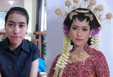 Before-After by Az-zahra Professional Wedding Services