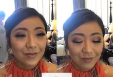 Bridesmaid Makeup by Lenny K Makeup Artist