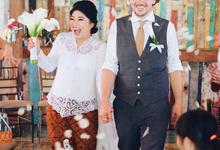 Candid Wedding - Chrispijn & Juli by Lensed by HR