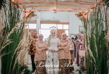 Putri & Fafa Wedding by Lentera Art Decoration