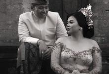 Gandhi & Bunga Balinese Wedding by Lentera Wedding
