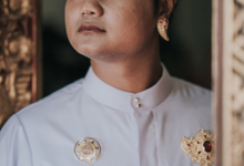 "Krisma & Happy Balinese ""Ngidih"" Ceremony by Lentera Production"