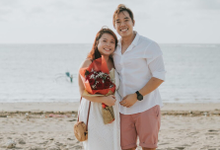 An Intimate Surprise Proposal in Bali by Lentera Production