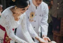 Amor & Rista Wedding Film by Lentera Production