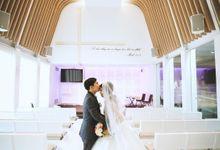 The Wedding of Leo & Cila by PlanMyDay Wedding Organizer