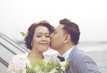Leo and Ucha Wedding Reception at Batavia Marina by Kromosom Pictures