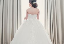 Wedding Gown for Bride by Arthaniaxpink