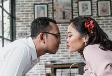 Love Story of Leo & Chrisna by 3Stories Photography