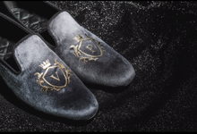 Printing Loafers by BRILLO.FOOTWEAR