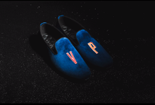 Embroidery Loafers by BRILLO.FOOTWEAR