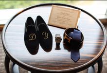 Dandy and Yolenta wedding by BRILLO.FOOTWEAR