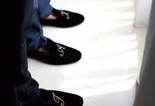 Agus & Patricia Wedding by BRILLO.FOOTWEAR