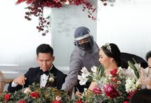 Leo & Nana Wedding by Surabe Catering