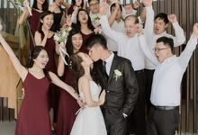 Actual Day - Leon & Mei Hui by A Merry Moment