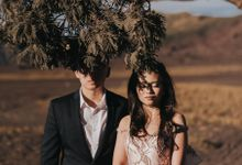 Couple Session of Leonardo & Justine by Visuel Project