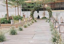 The Wedding of Leon & Cindy by Elior Design