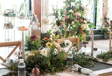 Resita & Leon Engagement by Surabe Catering
