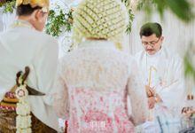 Holy Matrimony of Ancila & Bondan by Lestetica Photo & Video