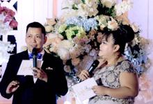 Frans ❤️ Yunita Wedding by @letsgodego
