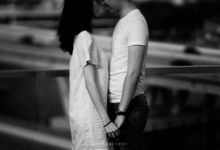 Marcus & Fiona Couple Session by Sincera Story