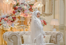 Courtesy of Jihan + Dimas Wedding // by Level Up Photography