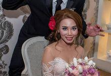 Wedding Of Henny by Casa d'Fleur