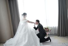 The Wedding Of Andreas & Claudia by El-Bethel Event Organizer