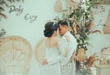 Wedding Evy & Dedy by Leyla Makeup Art