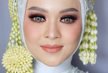 Wedding Desniar  by Leyla Makeup Art