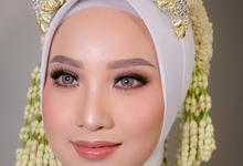 Wedding Solo Putri by Leyla Makeup Art