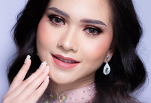 Wedding Jessica by Leyla Makeup Art