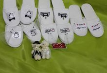 Wedding Slippers by Sweetlovecollection