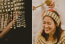 Lydia & Gugun Siraman by ATIPATTRA