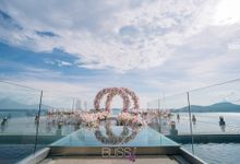 Sri panwa wedding by le reve events international x Bliss Events Thailand by BLISS Events & Weddings Thailand