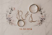 Lia & Ranggi Wedding at Felfest UI Depok by AKSA Creative