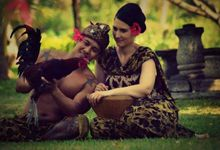 Prewedding Photo Sesion by mahartini