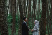 Prewedding of Lia & Bagas by Lien Photos