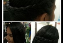 Hair Style for Wedding by mahartini