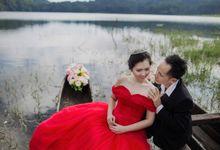 Prewedding Ivan Jessica by Life in Frame