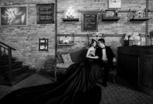 Prewedding Stefano Birgita by Life in Frame