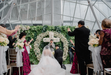 Wedding of Rinaldy&Jessica by LIGHT Enterprise