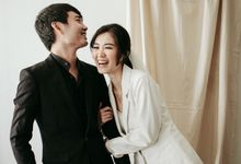 Prewedding of Likie & Alvina by KAMUAKU