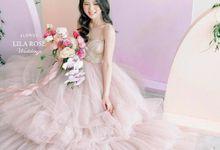 Prewedding of Lisa by Lila Rosé Weddings
