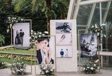 THE WEDDING OF #DANICAH by Lila Rosé Weddings