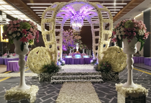 The Wedding of Jeffri & Chica by Lili Vicky Decoration