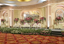 The Wedding of Ekklesia & Viktor by Lili Vicky Decoration