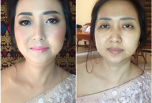 Family Makeup by Lilovia Brides
