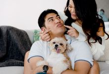 Cosy Home Engagement Session In Kuala Lumpur by Alexis Fam Photography