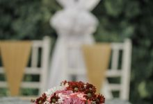 The Wedding Of Elly & Rizal by LM Wedding Planner & Event Organizer